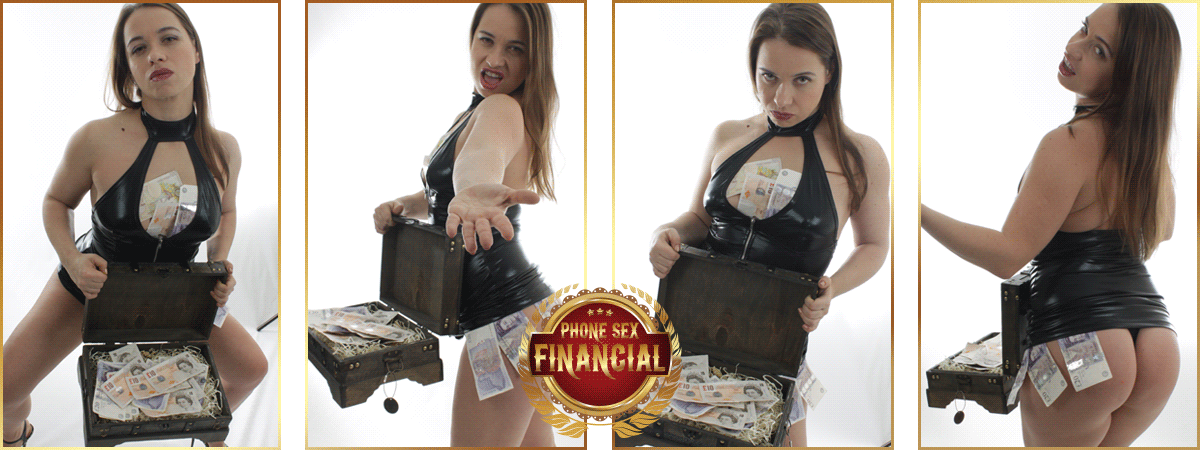 Kinky Money Domme Phone Sex