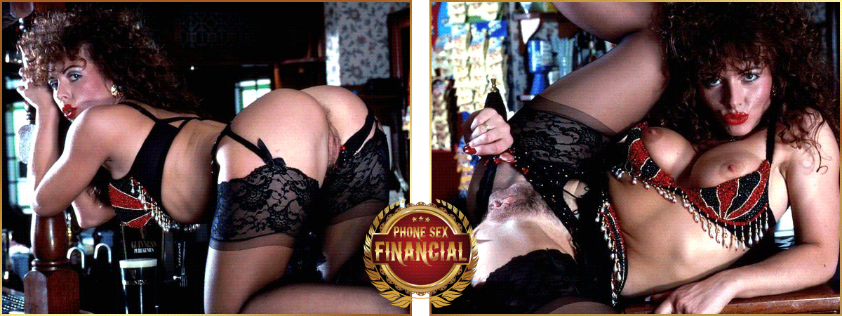 Twisted Financial Domination Phone Sex