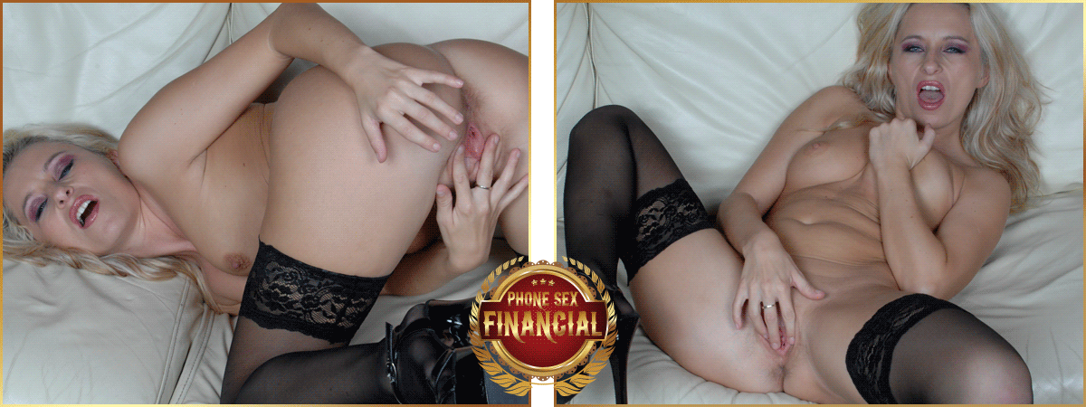 XXX Financial Slavery Phone Sex