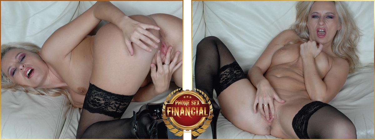 XXX Financial Slavery Phone Sex